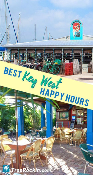 Key West Happy Hours photo of local bar