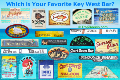 Top 5 Key West Bars You Don't Want to Miss!