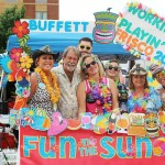 Jimmy Buffett Frisco Tailgate: Sharking Lot Party