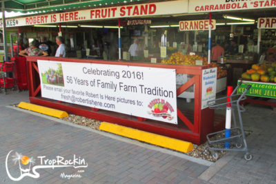 56 Years Of 'Robert is Here' Florida Fruit Stand