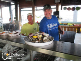 Fresh Seafood with a View at The Keys Fisheries Market & Marina