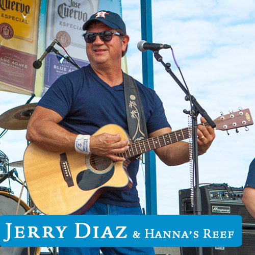 Jerry Diaz Trop Rock Music Singer Songwriter