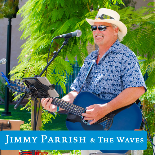 Jimmy Parrish & The Waves Trop Rock Band