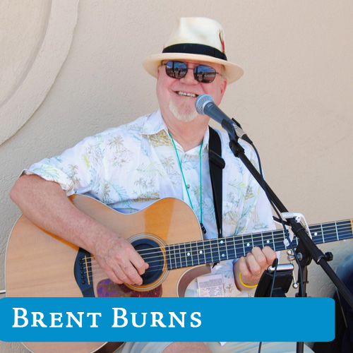 Brent Burns Trop Rock Music Singer Songwriter
