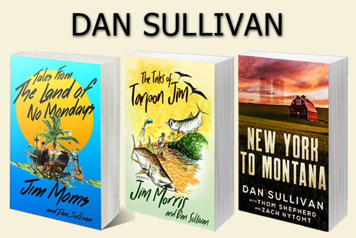 Dan Sullivan Author